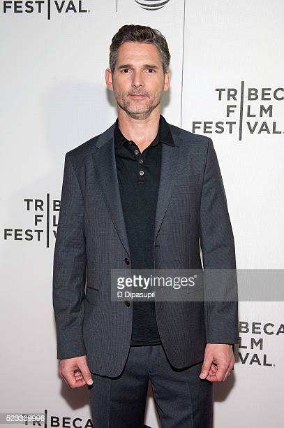 Eric Bana attends Tribeca Talks After the Movie Special Correspondents during the 2016 Tribeca Film Festival at John Zuccotti Theater at BMCC Tribeca...