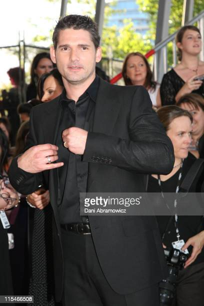 Eric Bana during L'Oreal Paris 2006 AFI Awards Arrivals at Melbourne Exhibition Centre in Melbourne VIC Australia