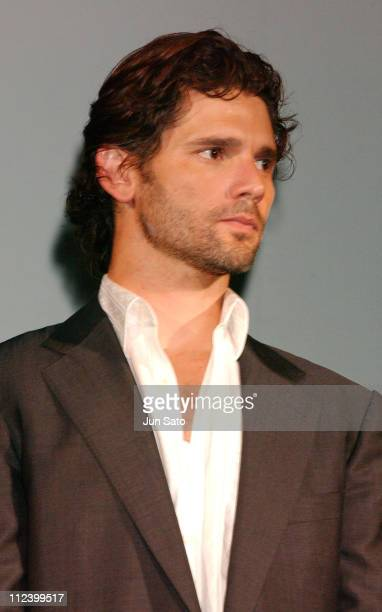 Eric Bana during Troy Tokyo Premiere Inside at Nippon Budokan in Tokyo Japan
