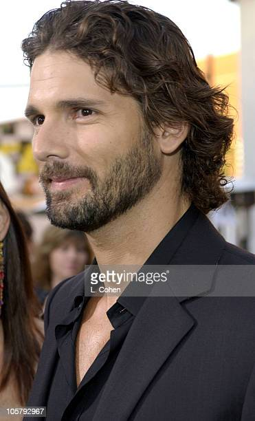 Eric Bana during World Premiere Of The Hulk Hollywood Green Carpet at Universal Amphitheatre in Universal City California United States