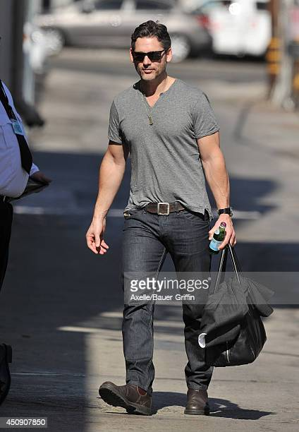 Eric Bana seen on June 19 2014 in Los Angeles California