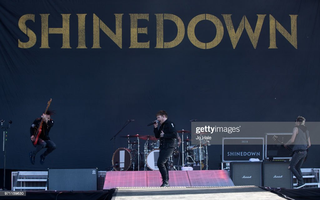 Download Festival - Day 3 : News Photo