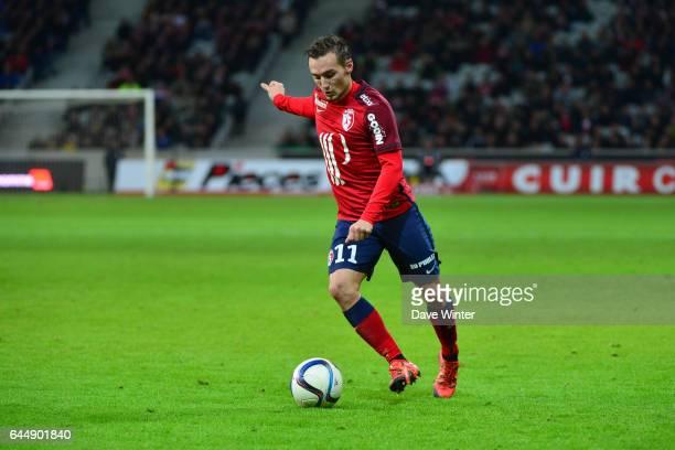 Eric BAUTHEAC Lille / Saint Etienne 16eme journee de Ligue 1 Photo Dave Winter / Icon Sport