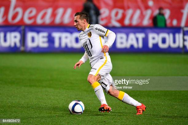 Eric BAUTHEAC Troyes / Lille 14eme journee de Ligue 1 Photo Dave Winter / Icon Sport
