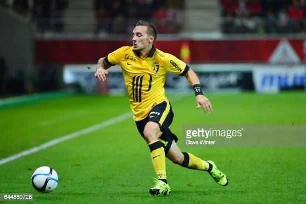Eric BAUTHEAC Reims / Lille 8eme journee de Ligue 1 Photo Dave Winter / Icon Sport