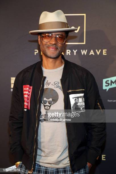 Eric Benet attends Primary Wave 13th Annual PreGRAMMY Bash at The London West Hollywood on February 9 2019 in West Hollywood California