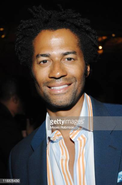 Eric Benet during 2007 Trumpet Awards Presents Black Cultural Explosion at Bellagio Hotel in Las Vegas Nevada United States