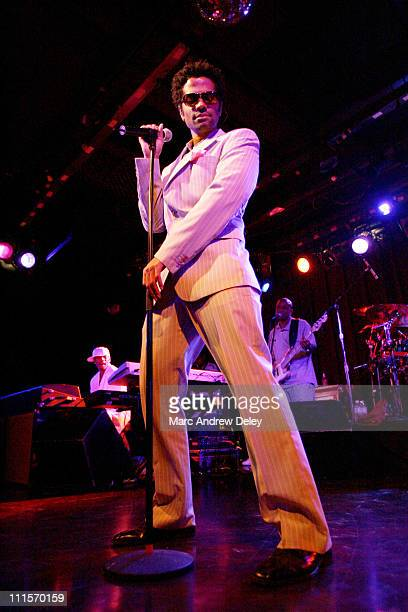 Eric Benet during Eric Benet in Concert at Paradise Rock Club September 27 2005 at Paradise Rock Club in Boston Massachusetts United States
