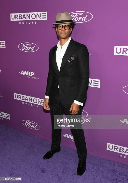 Eric Benét attends 2019 Urban One Honors at MGM National Harbor on December 05 2019 in Oxon Hill Maryland