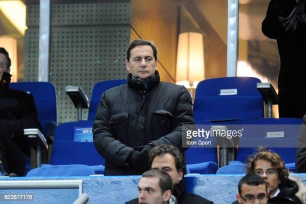Eric BESSON France / Espagne Match amical Stade France Saint Denis Paris