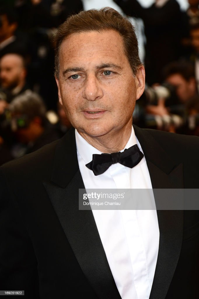 Eric Besson attends the Premiere of 'All Is Lost' during The 66th Annual Cannes Film Festival at the Palais des Festivals on May 22, 2013 in Cannes, France.