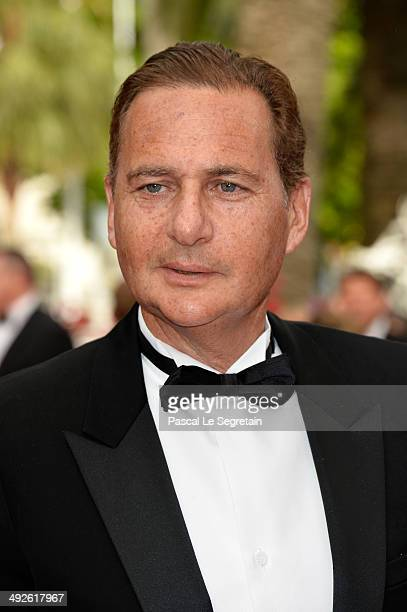 Eric Besson attends 'The Search' premiere during the 67th Annual Cannes Film Festival on May 21 2014 in Cannes France