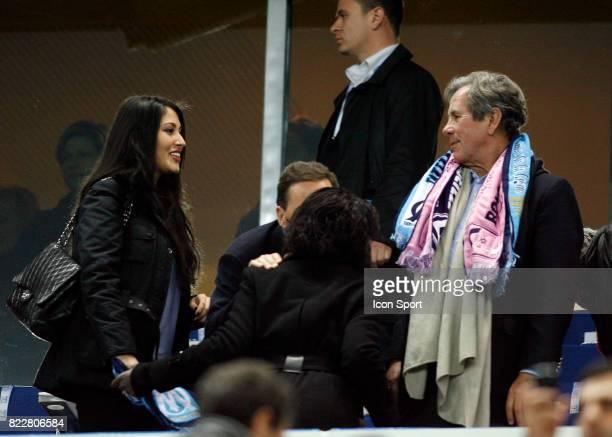 Eric BESSON / Jean Louis DEBRE / Rama YADE Marseille / Bordeaux Finale Coupe de la Ligue Stade de France Saint Denis