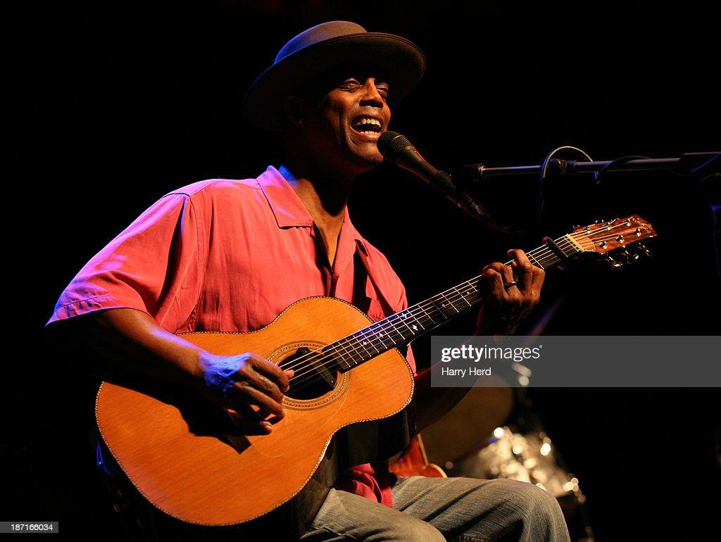 Eric Bibb Performs At The Brook, Southampton : News Photo