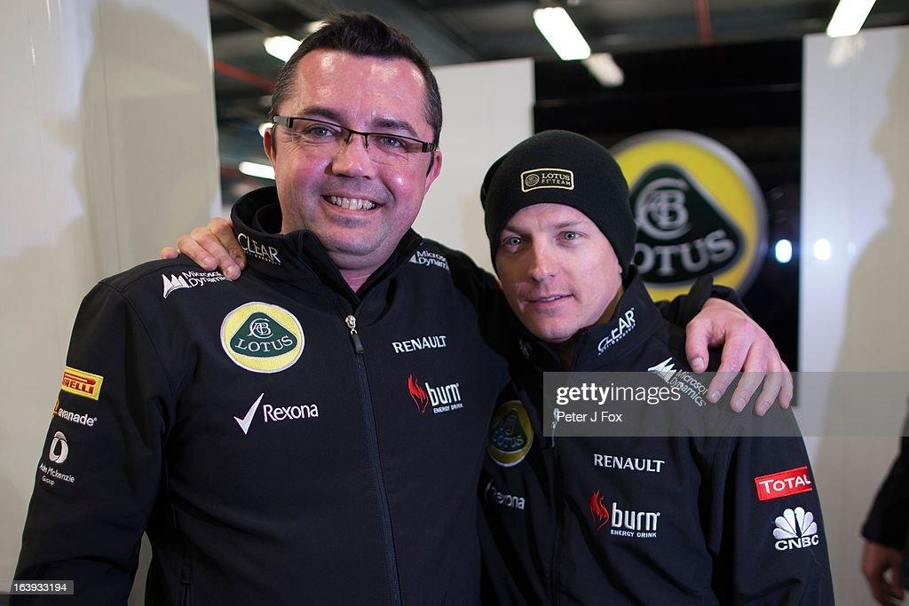 Australian F1 Grand Prix - Race : News Photo