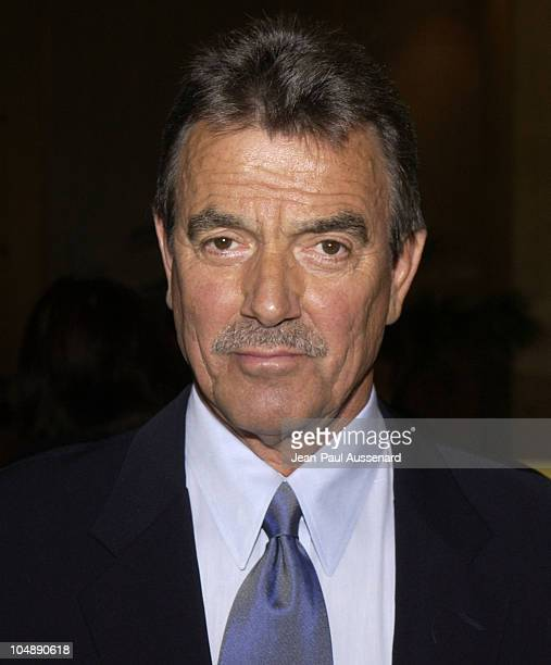 Eric Braeden during 40th Annual Publicists Awards Arrivals at Beverly Hilton Hotel in Beverly Hills California United States