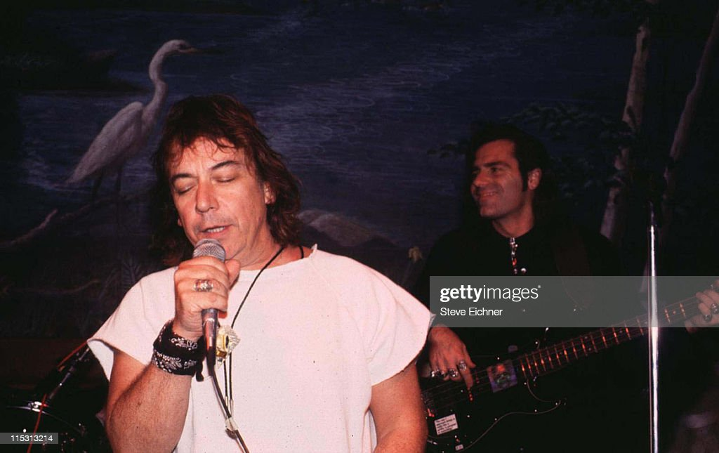 Eric Burdon at Wetlands - 1991