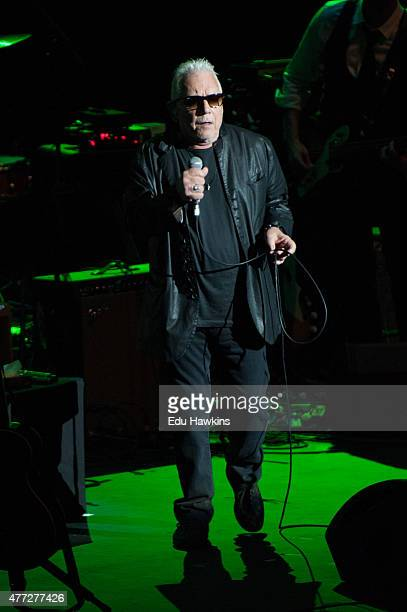 Eric Burdon of the Animals performs at Lead Belly Fest 2015 at Royal Albert Hall on June 15 2015 in London United Kingdom