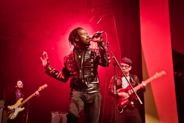 DEU: Black Pumas Perform In Berlin