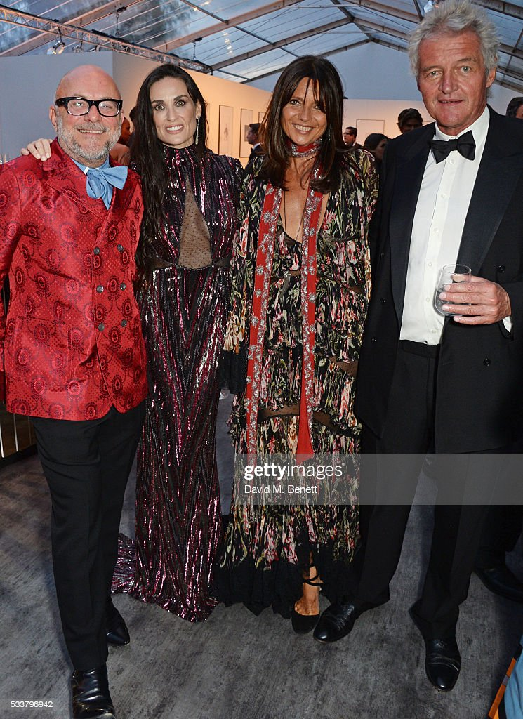 British Vogue's Centenary Gala Dinner - Drinks Reception