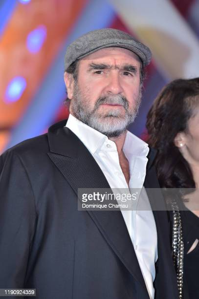Eric Cantona attends the opening ceremony during the 18th Marrakech International Film Festival on November 29 2019 in Marrakech Morocco