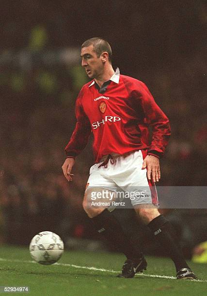 0 050397 Eric CANTONA/Manchester Champions League