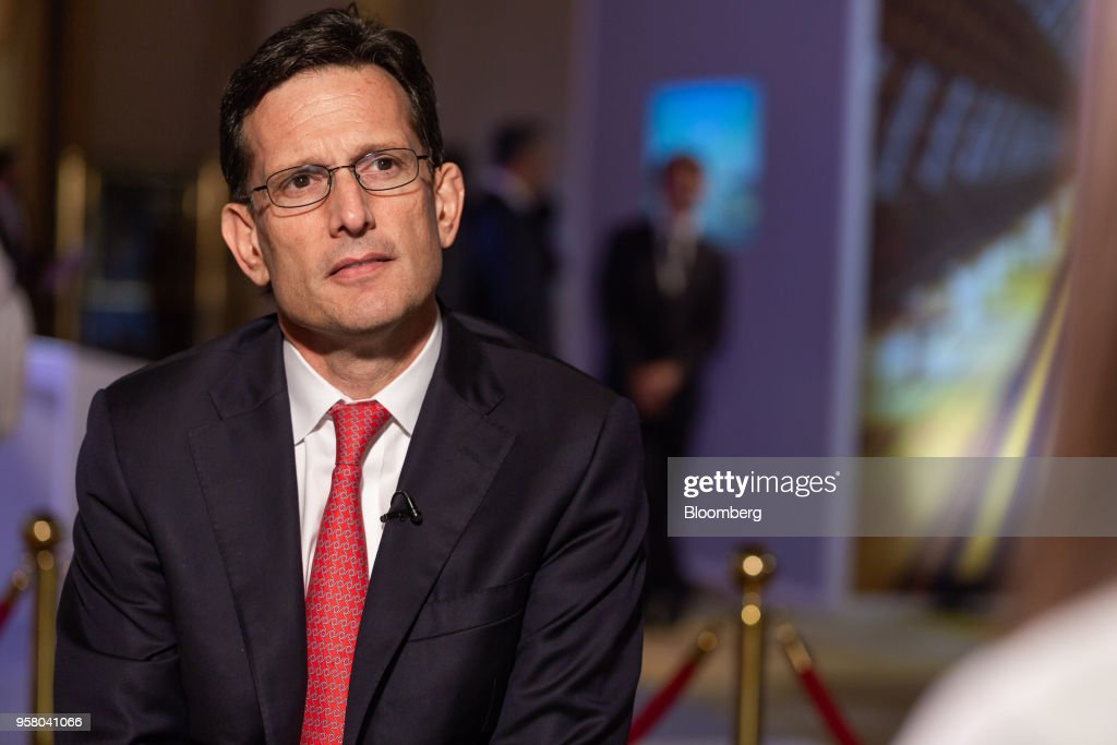 Eric Cantor, co-vice chairman and managing director of