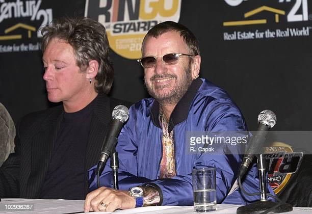 Eric Carmen and Ringo Starr