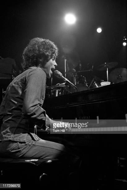 Eric Carmen during Eric Carmen in Concert at Alex Cooley's Electic Ballroom in Atlanta November 10 1975 at Alex Cooley's Electric Ballroom in Atlanta...