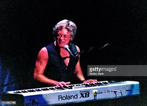 Eric Carmen of Raspberries during Raspberries in Concert September 17 2005 at House of Blues in Atlantic City New Jersey United States