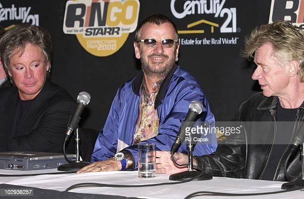 Eric Carmen Ringo Starr and Dave Edmunds