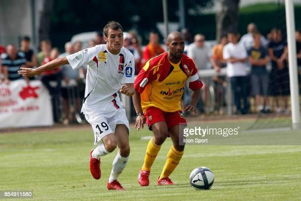 Eric Chelle Lens / Boulogne Match Amical Pre Saison 2010/2011 Berck