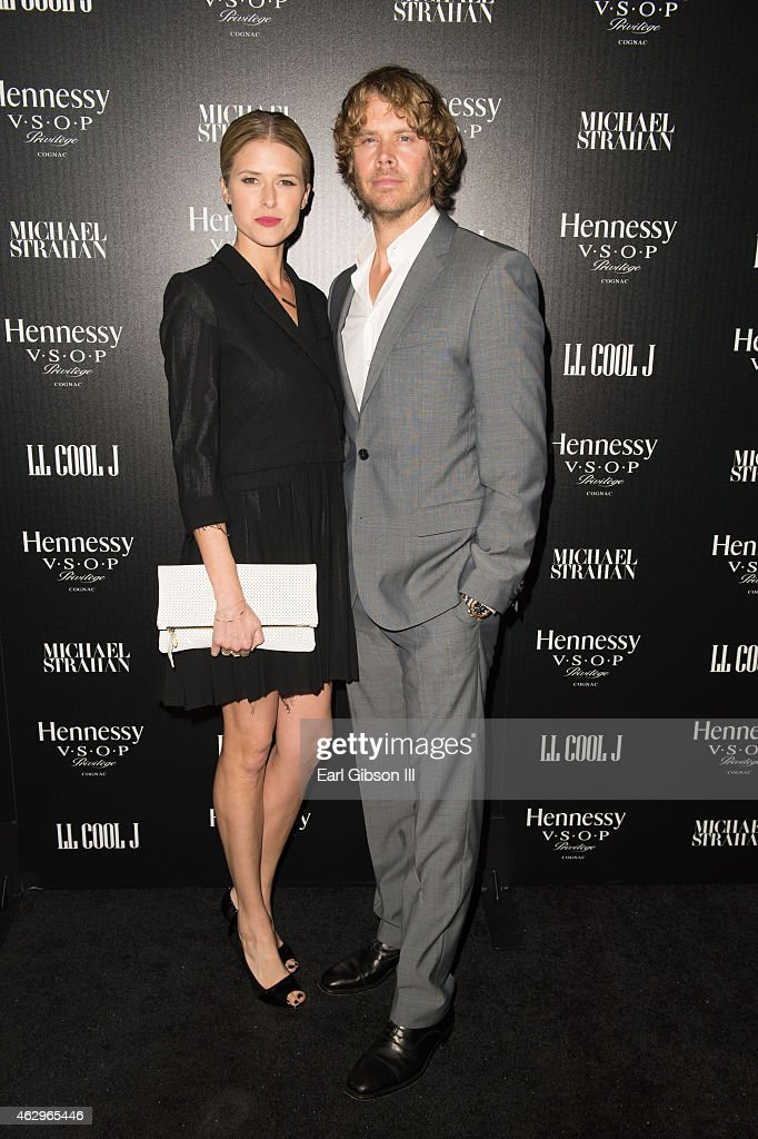 Eric Christian Olsen attends the Henessy Toast Achievements In Music on February 7, 2015 in Los Angeles, California.