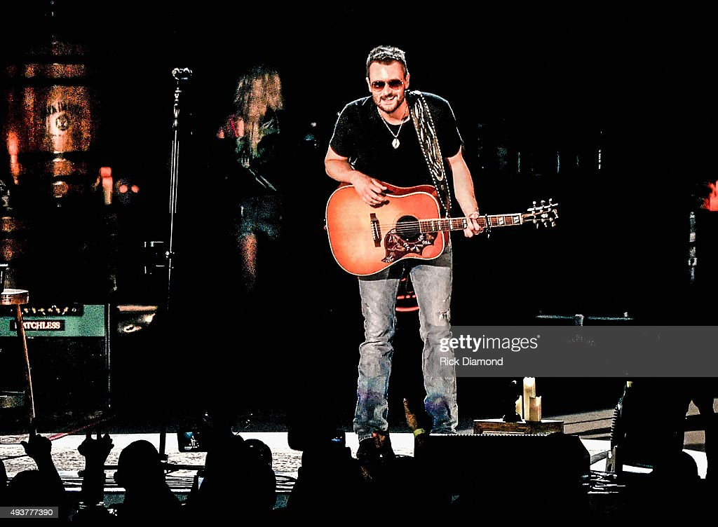 Day In The Life Images - 'Load in to Load out' Eric Church opens the NEW Ascend Amphitheater at on July 31, 2015 in Nashville, Tennessee.