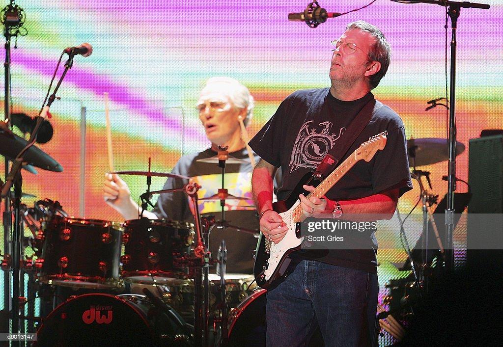 Cream Reunion Concert At Madison Square Garden : ニュース写真