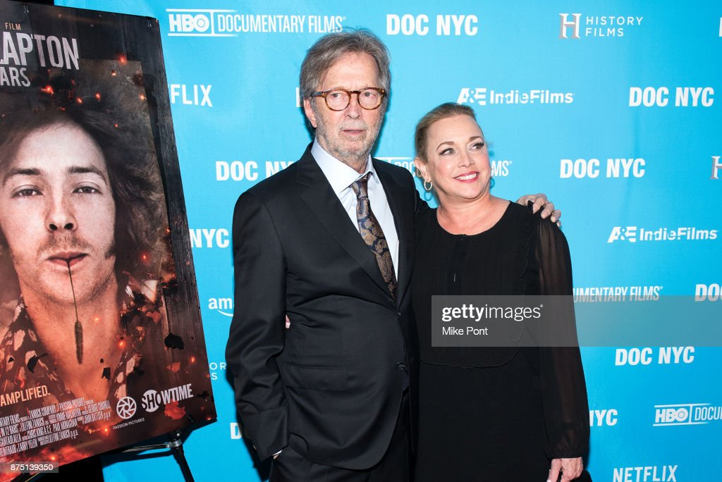 "2017 DOC NYC Closing Night Screening Of ""Eric Clapton: Life In 12 Bars"" : News Photo"