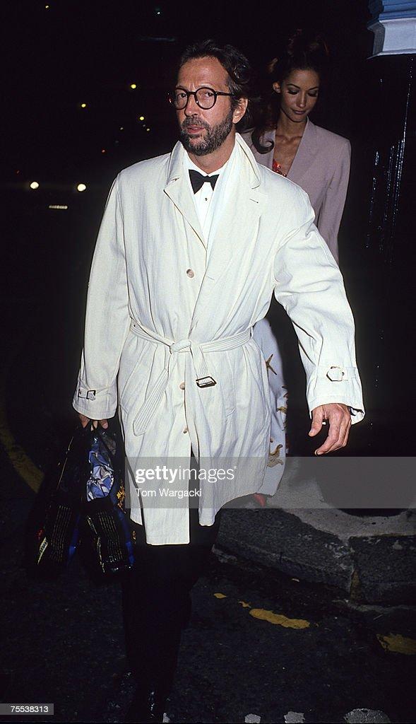 The Rainforest Ball 1992 : News Photo