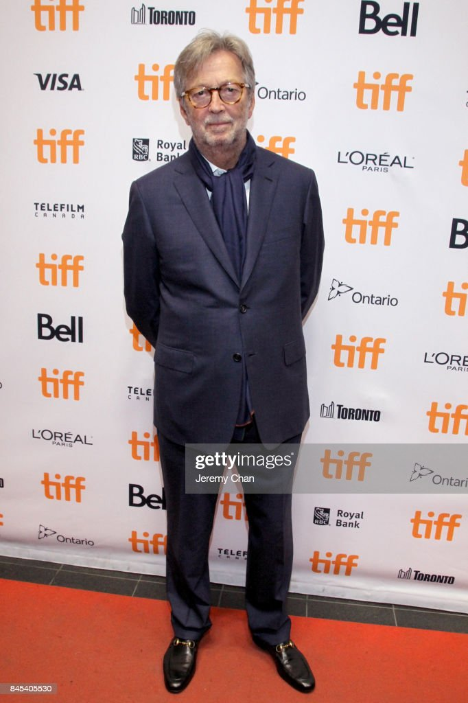 "2017 Toronto International Film Festival - ""Eric Clapton: Life In 12 Bars"" Premiere"