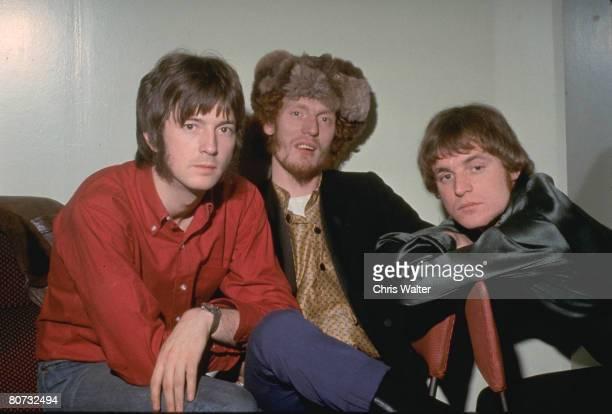 CREAM 1967 Eric Clapton Ginger Baker Jack Bruce
