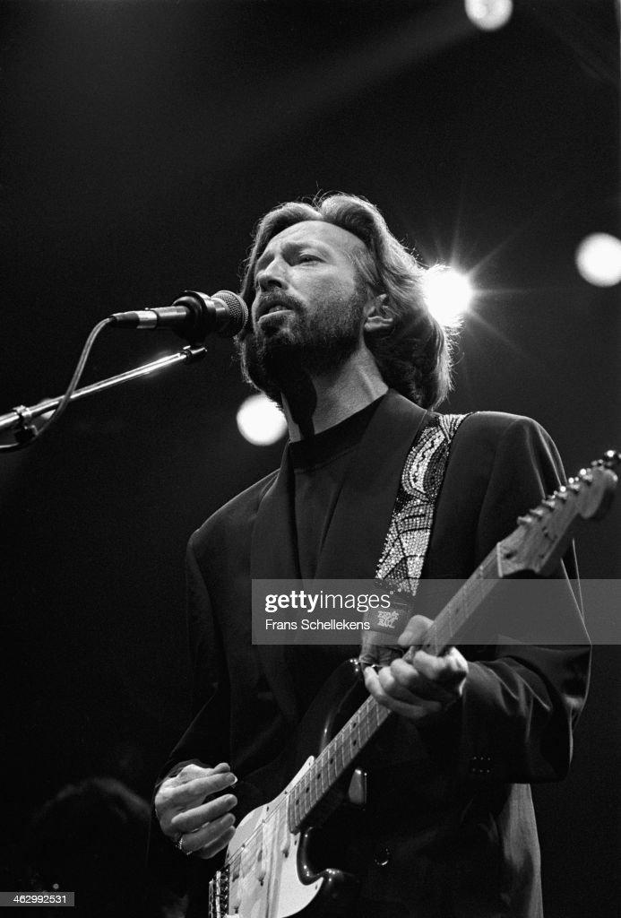 Eric Clapton 1990 : Nieuwsfoto's