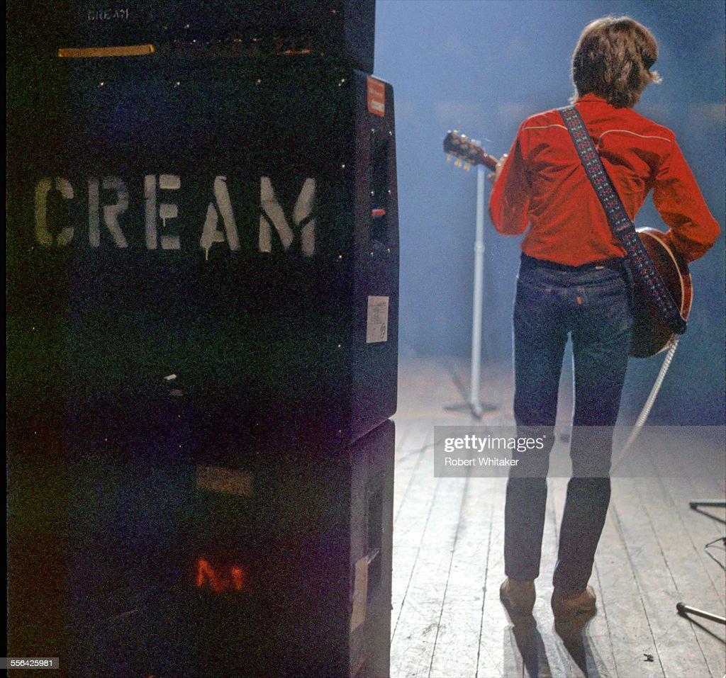 Cream At The Royal Albert Hall : ニュース写真