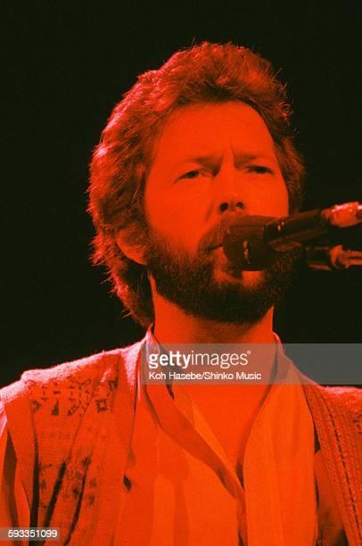 Eric Clapton live at Niigata Prefectural Civic Center Ibaraki November 23 1979