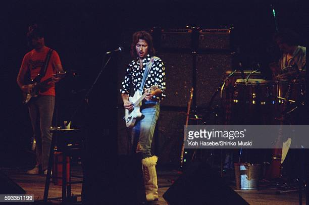 Eric Clapton live at Nippon Budokan Tokyo November 1 1975