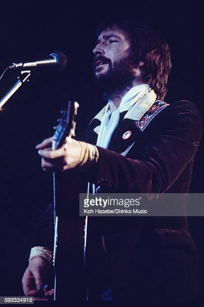 Eric Clapton live at Nippon Budokan Tokyo October 31 1974