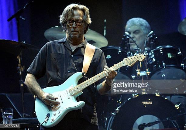 22 Eric Clapton And Los Lobos In Concert Sacramento Ca