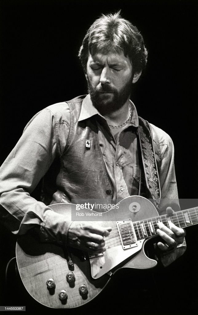 eric clapton performs on stage at ahoy rotterdam netherlands 23rd news photo getty images. Black Bedroom Furniture Sets. Home Design Ideas