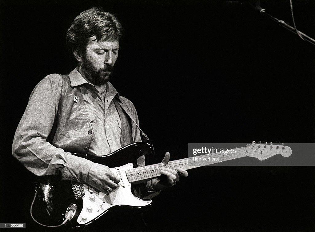 Eric Clapton : News Photo