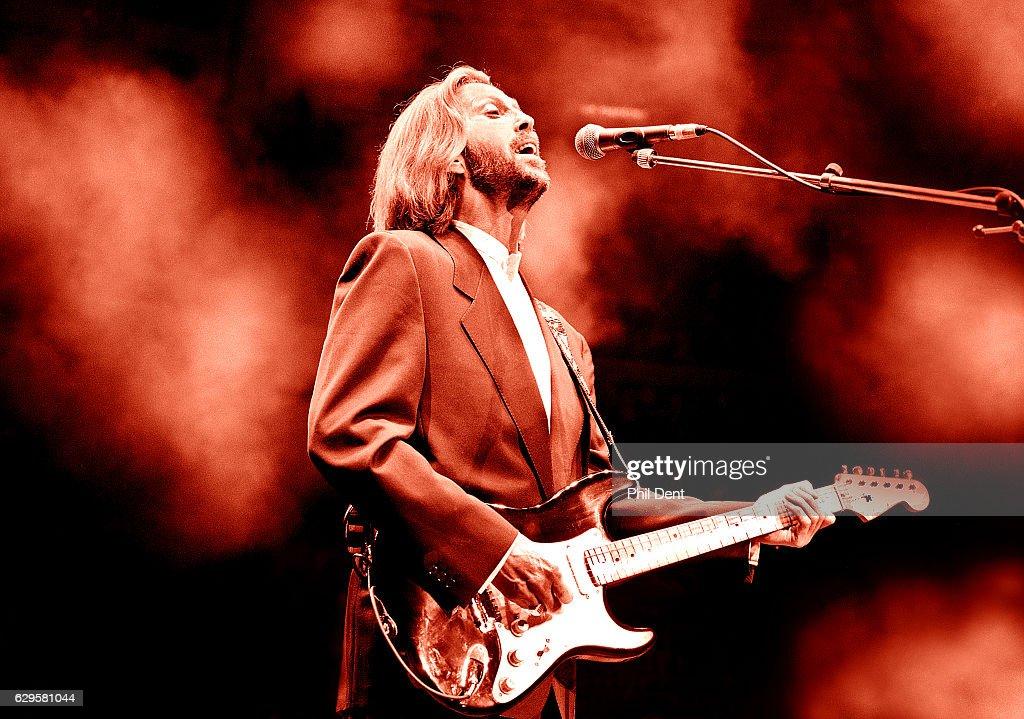 Eric Clapton : Nachrichtenfoto