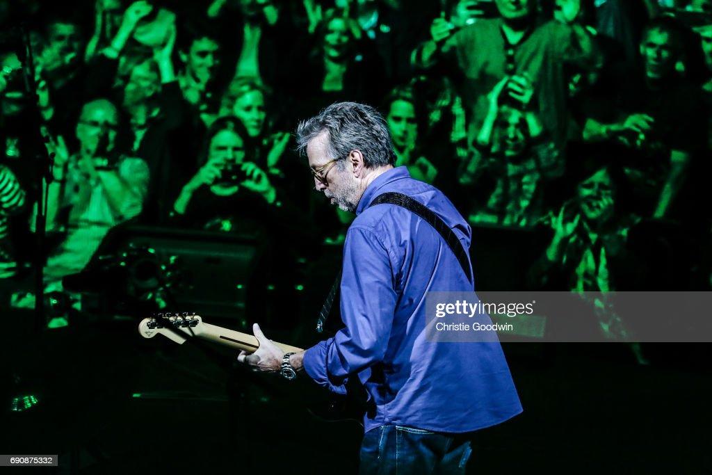 Eric Clapton... : News Photo