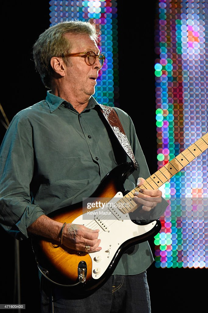 Eric Clapton Concert